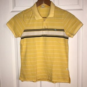 ABERCROMBIE & FITCH WOMEN'S VINTAGE POLO SHIRT